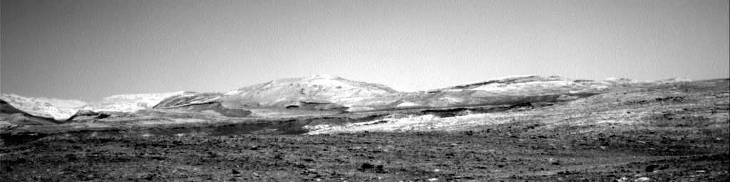 Nasa's Mars rover Curiosity acquired this image using its Right Navigation Camera on Sol 2014, at drive 1384, site number 69