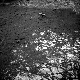 NASA's Mars rover Curiosity acquired this image using its Right Navigation Cameras (Navcams) on Sol 2014