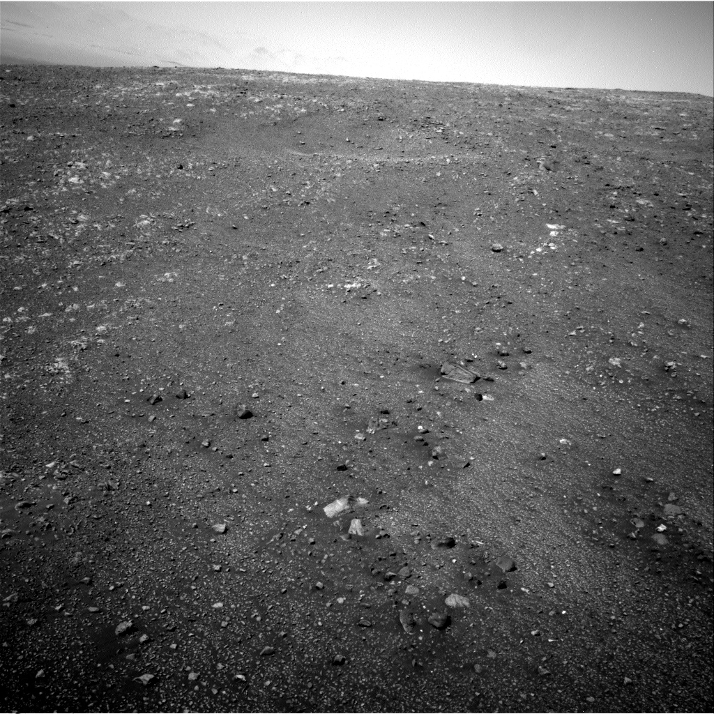 Nasa's Mars rover Curiosity acquired this image using its Right Navigation Camera on Sol 2014, at drive 1552, site number 69