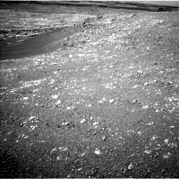 Nasa's Mars rover Curiosity acquired this image using its Left Navigation Camera on Sol 2017, at drive 1636, site number 69