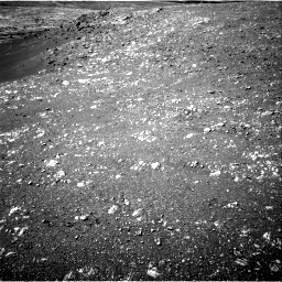 Nasa's Mars rover Curiosity acquired this image using its Right Navigation Camera on Sol 2017, at drive 1624, site number 69