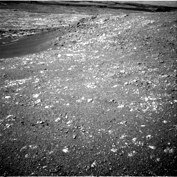 Nasa's Mars rover Curiosity acquired this image using its Right Navigation Camera on Sol 2017, at drive 1636, site number 69