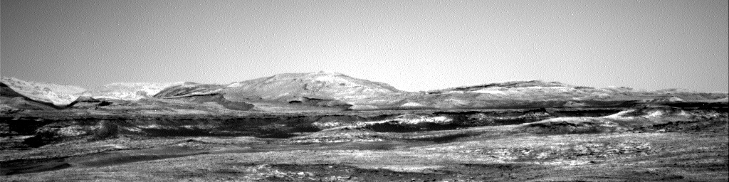 Nasa's Mars rover Curiosity acquired this image using its Right Navigation Camera on Sol 2019, at drive 1648, site number 69