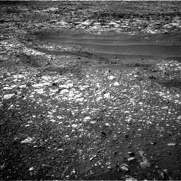 Nasa's Mars rover Curiosity acquired this image using its Left Navigation Camera on Sol 2020, at drive 1744, site number 69