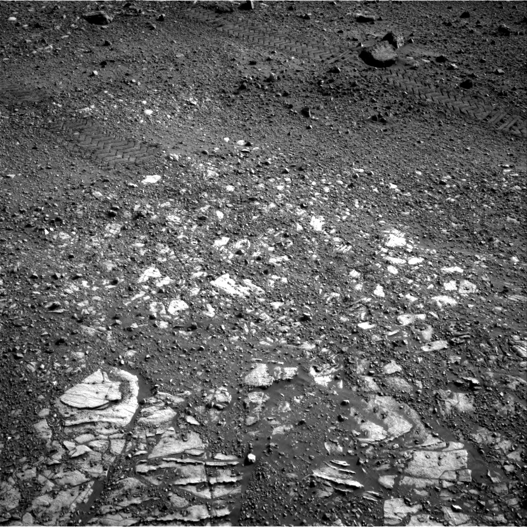 Nasa's Mars rover Curiosity acquired this image using its Right Navigation Camera on Sol 2020, at drive 1738, site number 69