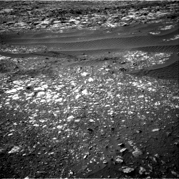 Nasa's Mars rover Curiosity acquired this image using its Right Navigation Camera on Sol 2020, at drive 1750, site number 69