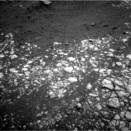 NASA's Mars rover Curiosity acquired this image using its Left Navigation Camera (Navcams) on Sol 2023