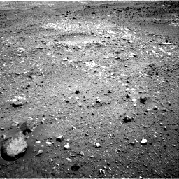 Nasa's Mars rover Curiosity acquired this image using its Right Navigation Camera on Sol 2023, at drive 1774, site number 69