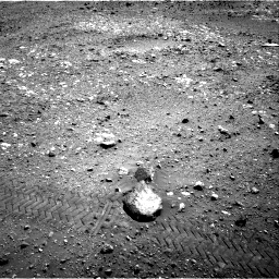 Nasa's Mars rover Curiosity acquired this image using its Right Navigation Camera on Sol 2023, at drive 1780, site number 69