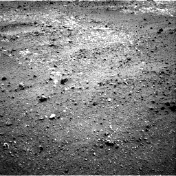 Nasa's Mars rover Curiosity acquired this image using its Right Navigation Camera on Sol 2023, at drive 1792, site number 69