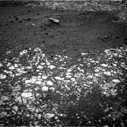 Nasa's Mars rover Curiosity acquired this image using its Right Navigation Camera on Sol 2023, at drive 1816, site number 69