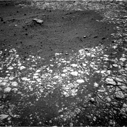Nasa's Mars rover Curiosity acquired this image using its Right Navigation Camera on Sol 2023, at drive 1822, site number 69