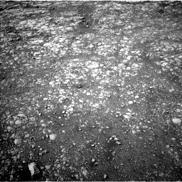 Nasa's Mars rover Curiosity acquired this image using its Left Navigation Camera on Sol 2027, at drive 2068, site number 69