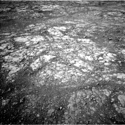 Nasa's Mars rover Curiosity acquired this image using its Left Navigation Camera on Sol 2027, at drive 2122, site number 69