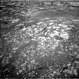 Nasa's Mars rover Curiosity acquired this image using its Left Navigation Camera on Sol 2027, at drive 2152, site number 69