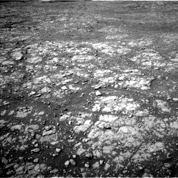 Nasa's Mars rover Curiosity acquired this image using its Left Navigation Camera on Sol 2027, at drive 2236, site number 69