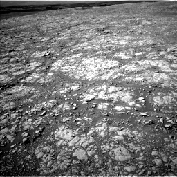 Nasa's Mars rover Curiosity acquired this image using its Left Navigation Camera on Sol 2027, at drive 2260, site number 69
