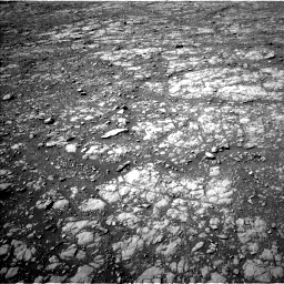 Nasa's Mars rover Curiosity acquired this image using its Left Navigation Camera on Sol 2027, at drive 2284, site number 69