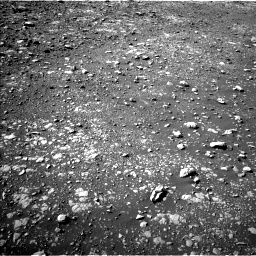 Nasa's Mars rover Curiosity acquired this image using its Left Navigation Camera on Sol 2027, at drive 2398, site number 69
