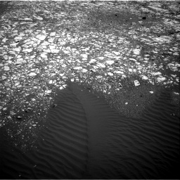 Nasa's Mars rover Curiosity acquired this image using its Right Navigation Camera on Sol 2027, at drive 1858, site number 69