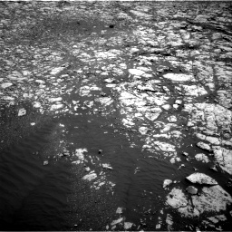 Nasa's Mars rover Curiosity acquired this image using its Right Navigation Camera on Sol 2027, at drive 1870, site number 69