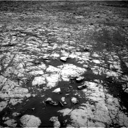 Nasa's Mars rover Curiosity acquired this image using its Right Navigation Camera on Sol 2027, at drive 1882, site number 69