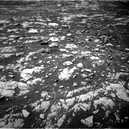 Nasa's Mars rover Curiosity acquired this image using its Right Navigation Camera on Sol 2027, at drive 1924, site number 69