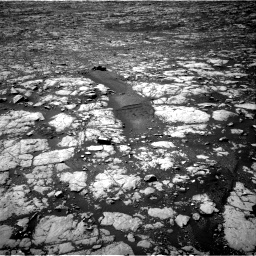Nasa's Mars rover Curiosity acquired this image using its Right Navigation Camera on Sol 2027, at drive 1954, site number 69