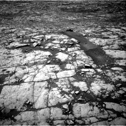 Nasa's Mars rover Curiosity acquired this image using its Right Navigation Camera on Sol 2027, at drive 1960, site number 69