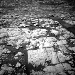 Nasa's Mars rover Curiosity acquired this image using its Right Navigation Camera on Sol 2027, at drive 1966, site number 69