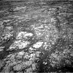 Nasa's Mars rover Curiosity acquired this image using its Right Navigation Camera on Sol 2027, at drive 2104, site number 69