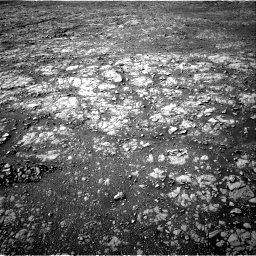 Nasa's Mars rover Curiosity acquired this image using its Right Navigation Camera on Sol 2027, at drive 2248, site number 69