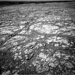 Nasa's Mars rover Curiosity acquired this image using its Right Navigation Camera on Sol 2027, at drive 2266, site number 69