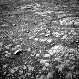 Nasa's Mars rover Curiosity acquired this image using its Right Navigation Camera on Sol 2027, at drive 2290, site number 69