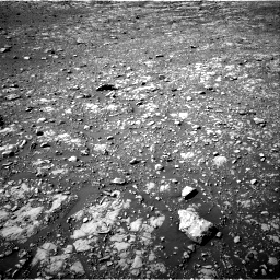 Nasa's Mars rover Curiosity acquired this image using its Right Navigation Camera on Sol 2027, at drive 2350, site number 69