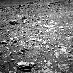 Nasa's Mars rover Curiosity acquired this image using its Left Navigation Camera on Sol 2030, at drive 2552, site number 69