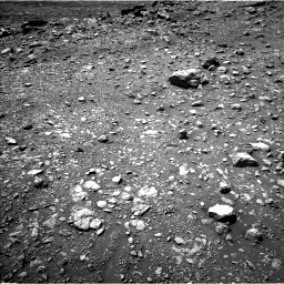 Nasa's Mars rover Curiosity acquired this image using its Left Navigation Camera on Sol 2030, at drive 2570, site number 69