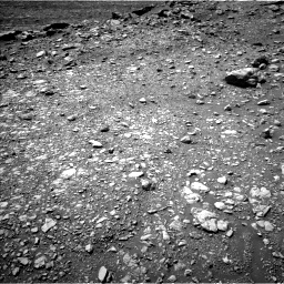 Nasa's Mars rover Curiosity acquired this image using its Left Navigation Camera on Sol 2030, at drive 2576, site number 69