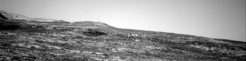 Nasa's Mars rover Curiosity acquired this image using its Right Navigation Camera on Sol 2030, at drive 2456, site number 69