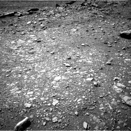 Nasa's Mars rover Curiosity acquired this image using its Right Navigation Camera on Sol 2030, at drive 2582, site number 69