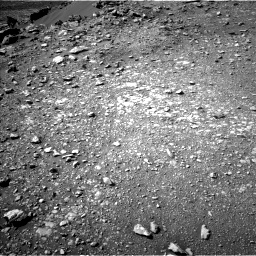 Nasa's Mars rover Curiosity acquired this image using its Left Navigation Camera on Sol 2032, at drive 2618, site number 69