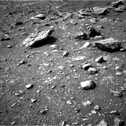 Nasa's Mars rover Curiosity acquired this image using its Right Navigation Camera on Sol 2032, at drive 2672, site number 69