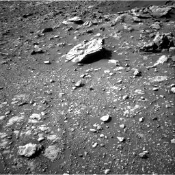Nasa's Mars rover Curiosity acquired this image using its Right Navigation Camera on Sol 2032, at drive 2678, site number 69