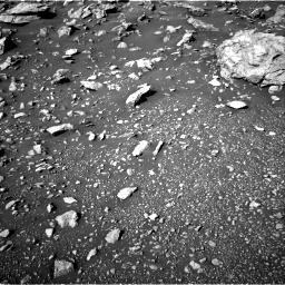 Nasa's Mars rover Curiosity acquired this image using its Right Navigation Camera on Sol 2032, at drive 2738, site number 69