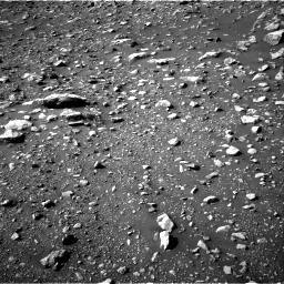 Nasa's Mars rover Curiosity acquired this image using its Right Navigation Camera on Sol 2032, at drive 2750, site number 69