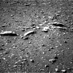 Nasa's Mars rover Curiosity acquired this image using its Right Navigation Camera on Sol 2032, at drive 2766, site number 69
