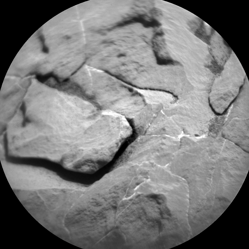 Nasa's Mars rover Curiosity acquired this image using its Chemistry & Camera (ChemCam) on Sol 2032, at drive 2594, site number 69