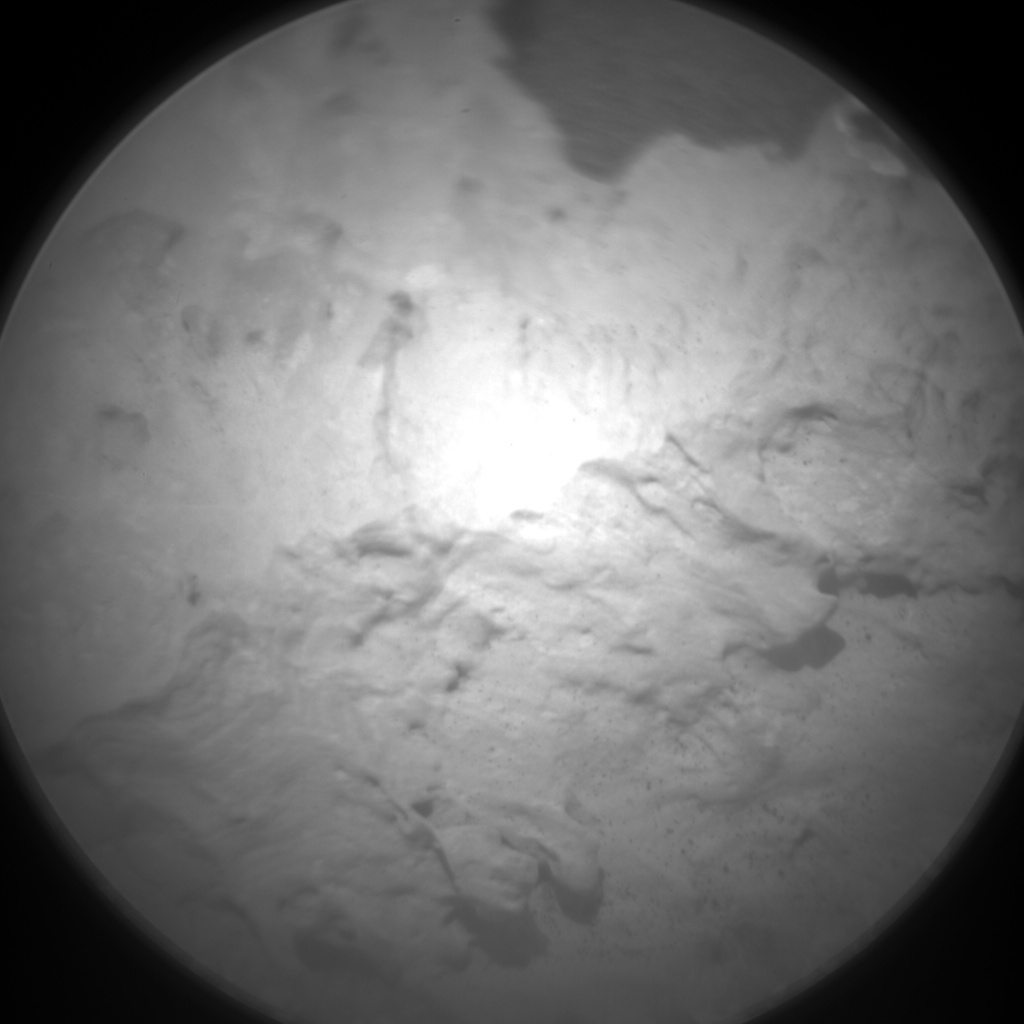 Nasa's Mars rover Curiosity acquired this image using its Chemistry & Camera (ChemCam) on Sol 2033, at drive 2766, site number 69