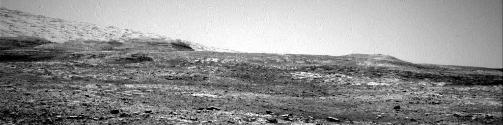 Nasa's Mars rover Curiosity acquired this image using its Right Navigation Camera on Sol 2033, at drive 2766, site number 69