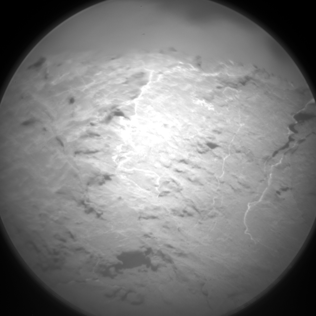 Nasa's Mars rover Curiosity acquired this image using its Chemistry & Camera (ChemCam) on Sol 2034, at drive 2766, site number 69